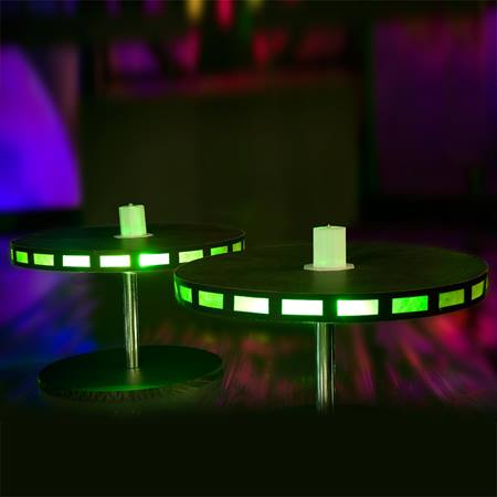 Light Source Lit Table Top and Centerpiece Kit