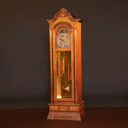 Gilded Grandfather Clock Kit