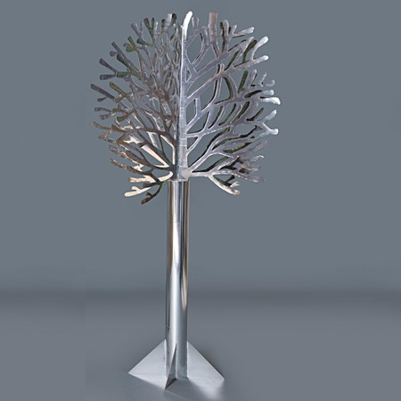 Silver Die-cut Tree Kit