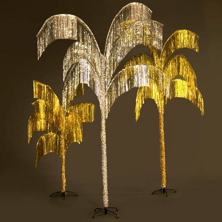 Grande Golden Fringe Trees Kit (set of 3)