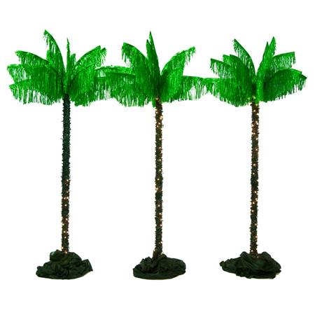 Color of Money Desert Palm Trees Kit (set of 3)