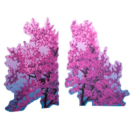 Pink Bushes Kit (set of 2)