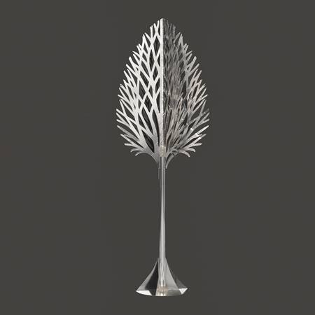 Metallic Silver Tree Kit