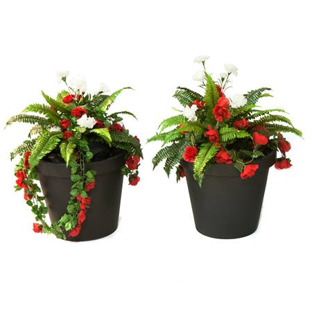 Prosperous Bloomin' Planters Kit (set of 2)