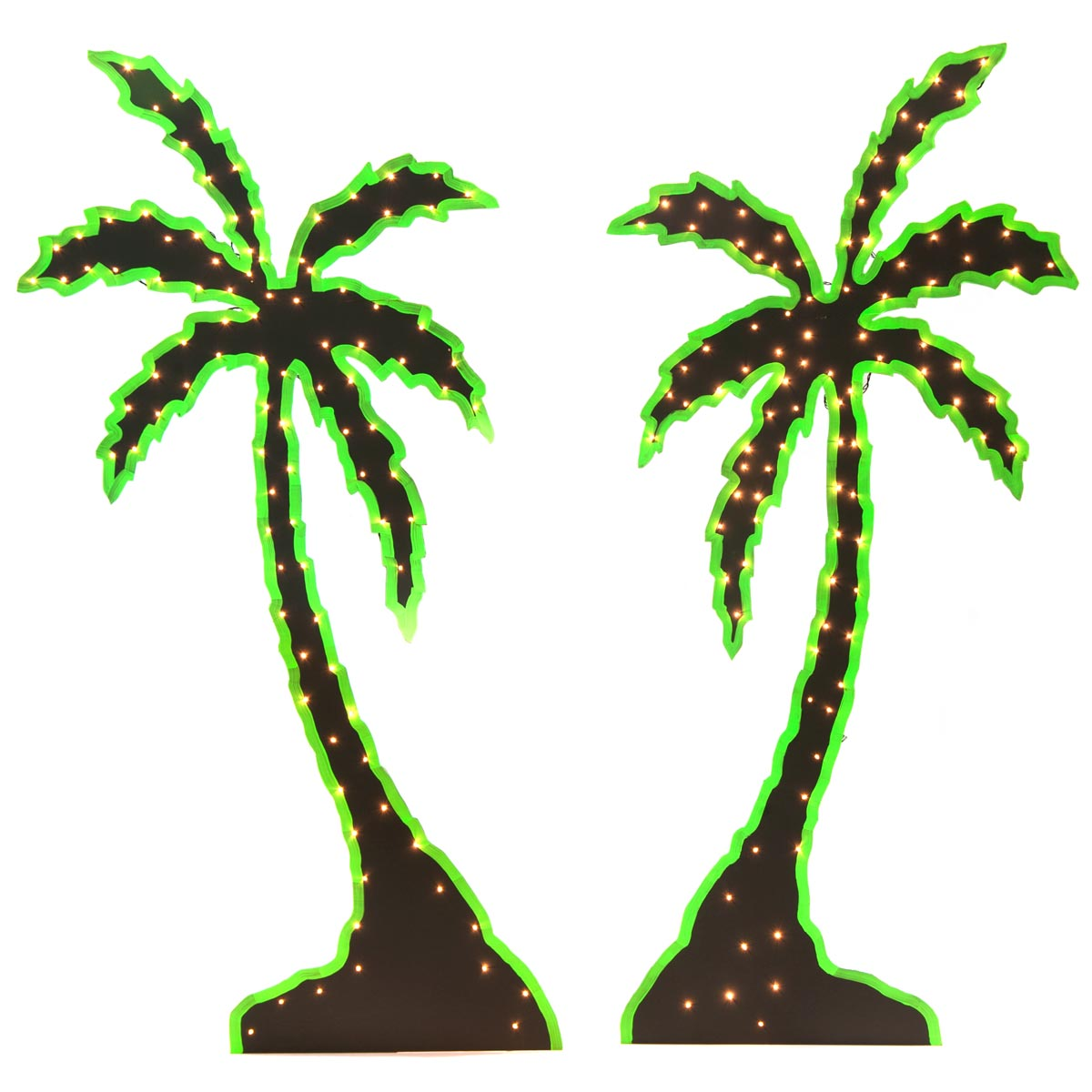 Beach Bash Palm Trees Kit (set of 3)