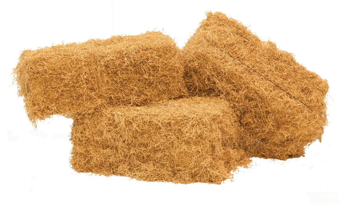 Set a Seasonal Scene Hay Bales Kit (set of 6)