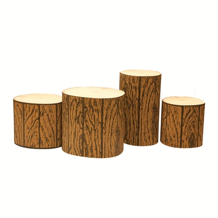Country Style Stumps Kit (set of 8)