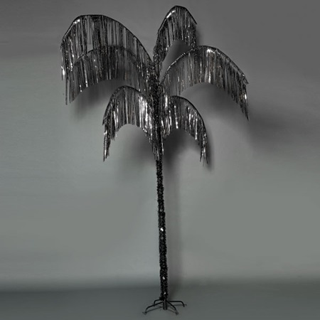 Vibrant Palm Tree Kit - Black