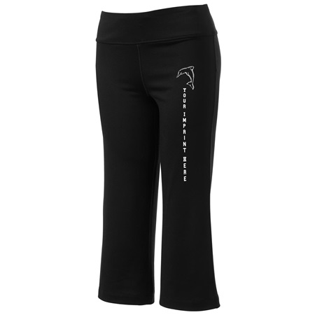 Ladies NRG Fitness Capri's