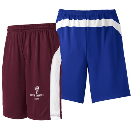 DryZone Colorblock Shorts