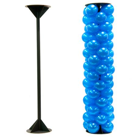 Corrugated Balloon Column