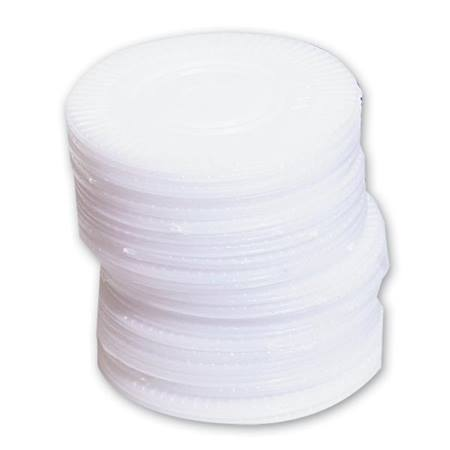 Poker Chips - White