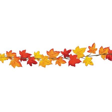 Autumn Leaf Garland | Anderson's