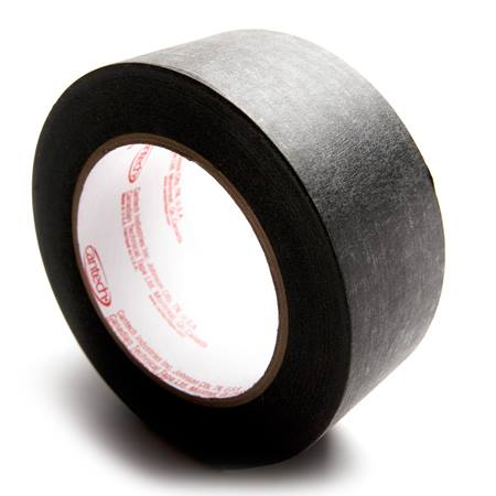 Black Masking Tape- 2 inches