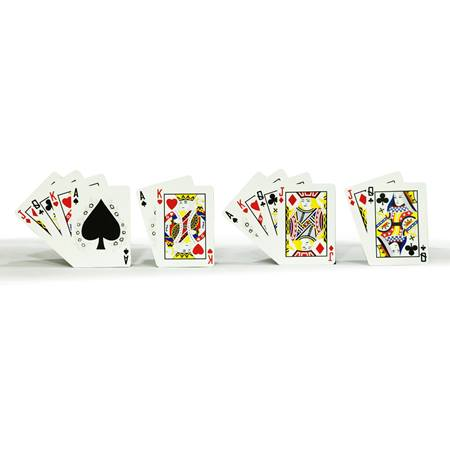 Casino Cards Kit - Set of 6