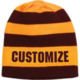 Winter Hat - Striped Beanie