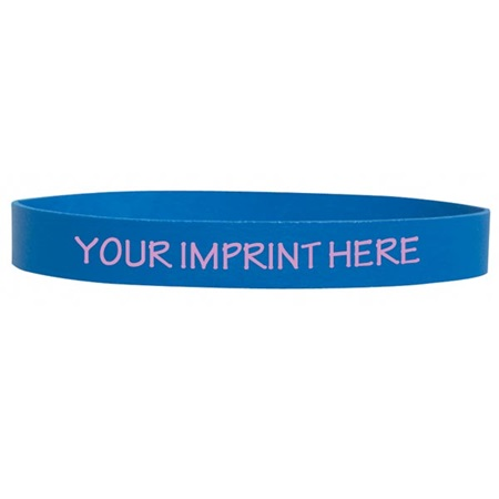 3/8 in. Rubber Wristband