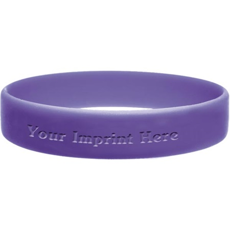 Teal Personalized Wristband