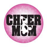 Cheer Mom Car Magnet