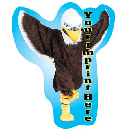 Custom Wall Sticker - Eagle Photo