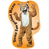 Custom Wall Sticker - Bobcat Photo