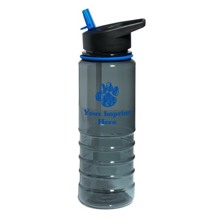 24 oz. Gripper Bottle with Straw