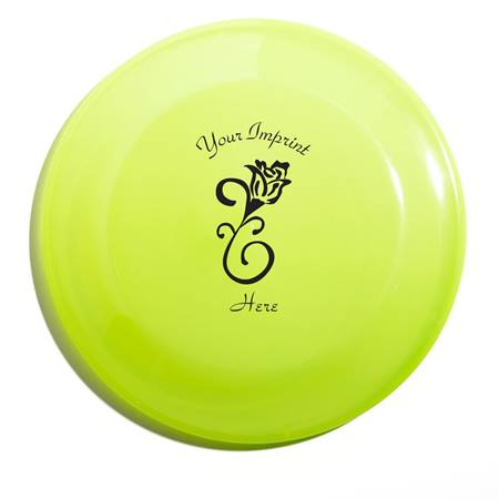 One-color Imprint 9 in. Frisbee