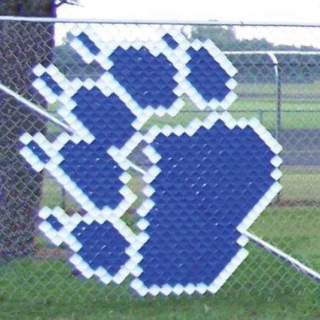 Put-in-Cups Fence Decorations - Claw