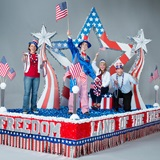 Freedom Parade Float Kit