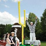 Football Goal Post Float Kit