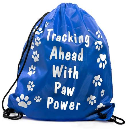Paw Power Backpack - Royal