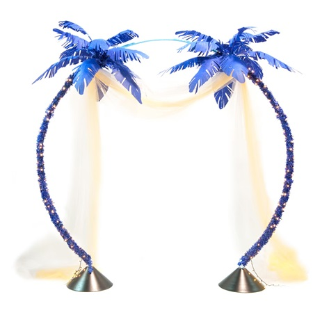 Paradise Found Palm Tree Arch Kit