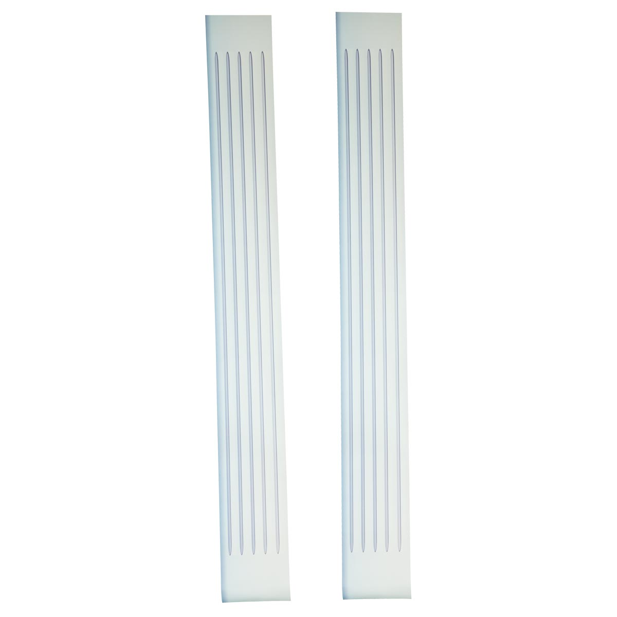 Elegant Accents Printed Columns Kit (set of 2)
