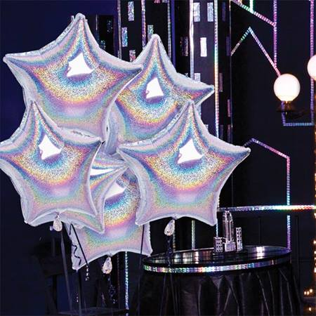 "22"" Star Serenade Balloon Cluster Kit (Set of 3)"