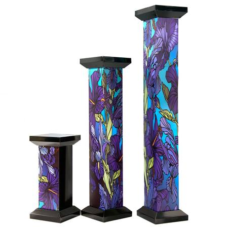 Island Dreaming Narrow Columns Kit (set of 3)