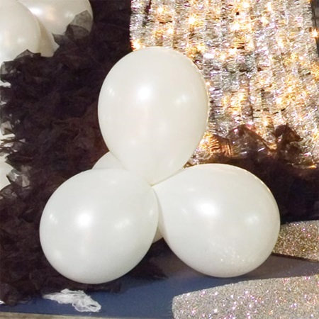 Belle Balloon Clusters Kit