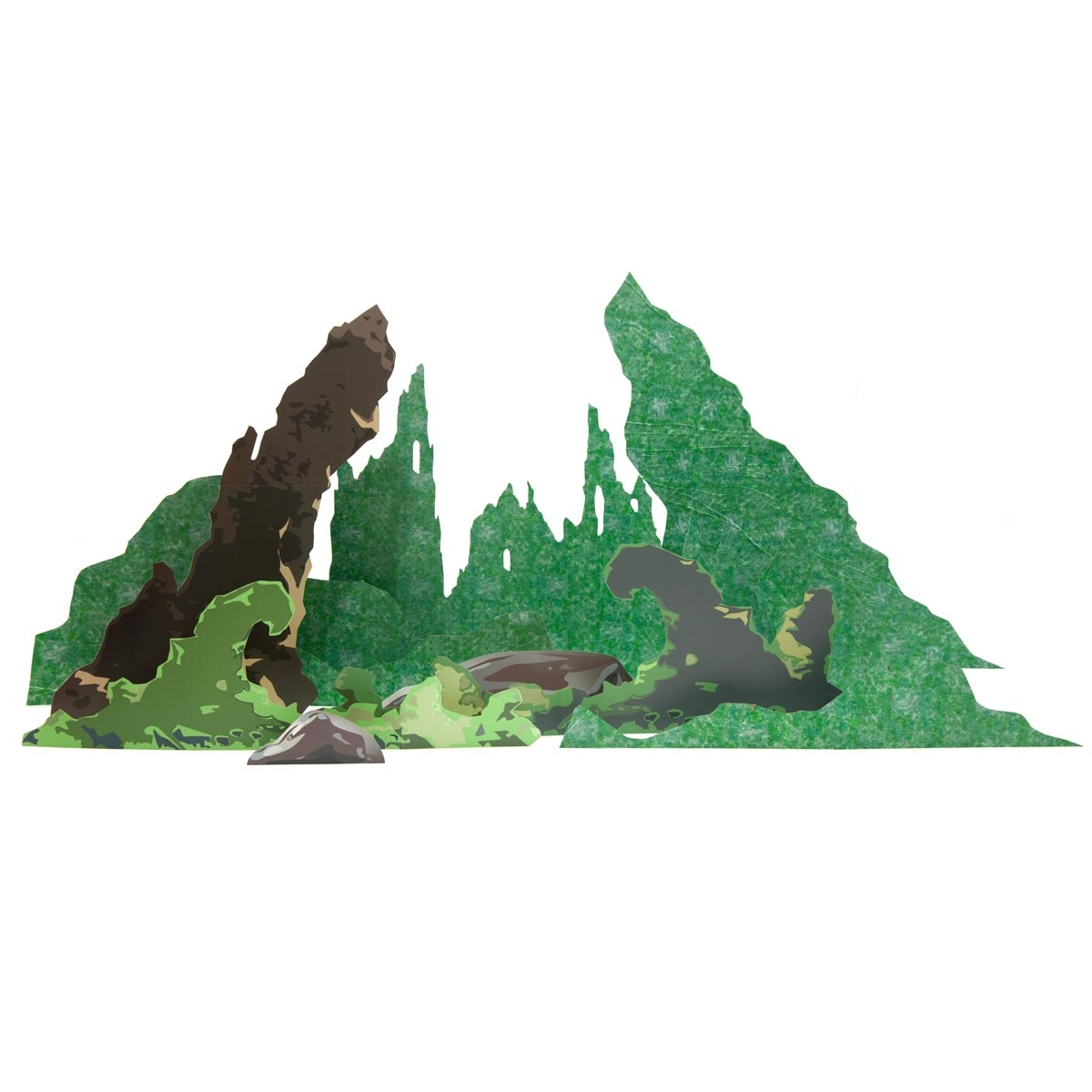 Magical Mountains Kit (set of 11)