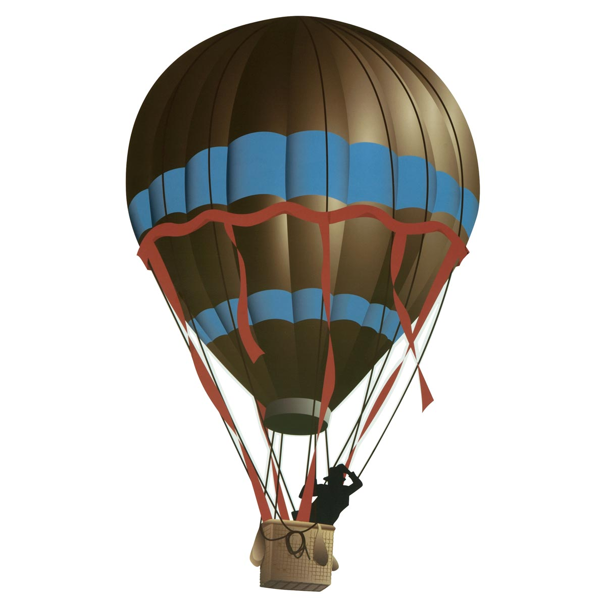 Whisked Away in a Hot Air Balloon Kit
