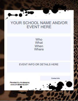 Andersons-Fundraising-Flyer