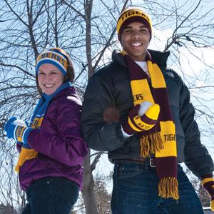 Andersons's School Spirit Knitwear
