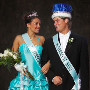 Anderson's Winterfest Royalty
