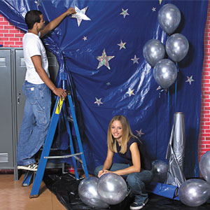 Spirit Week Hallway Decorating Contest