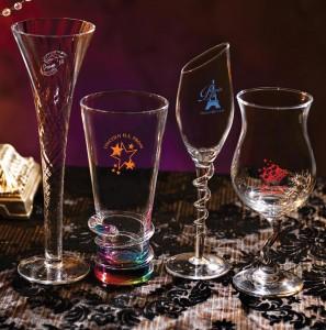 Anderson's Prom Glassware