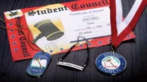 Student Council Awards