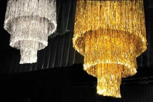 Anderson's Prom Chandelier Decor Ideas