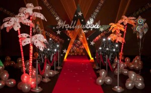 Andersons Prom Hollywood Prom Theme