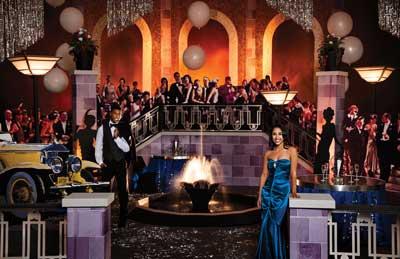 Gatsby Prom theme