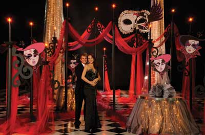 4 Ways To Create A Masquerade Prom Theme