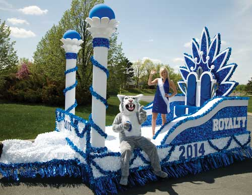 12 fun homecoming parade float ideas - Float Decorations