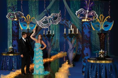 Masquerade Theme For Prom